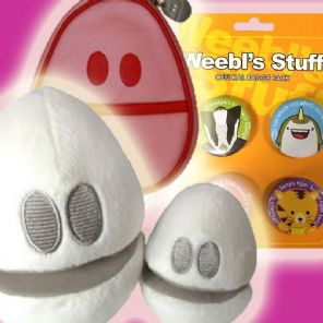 Weebl & Bob Gift Pack